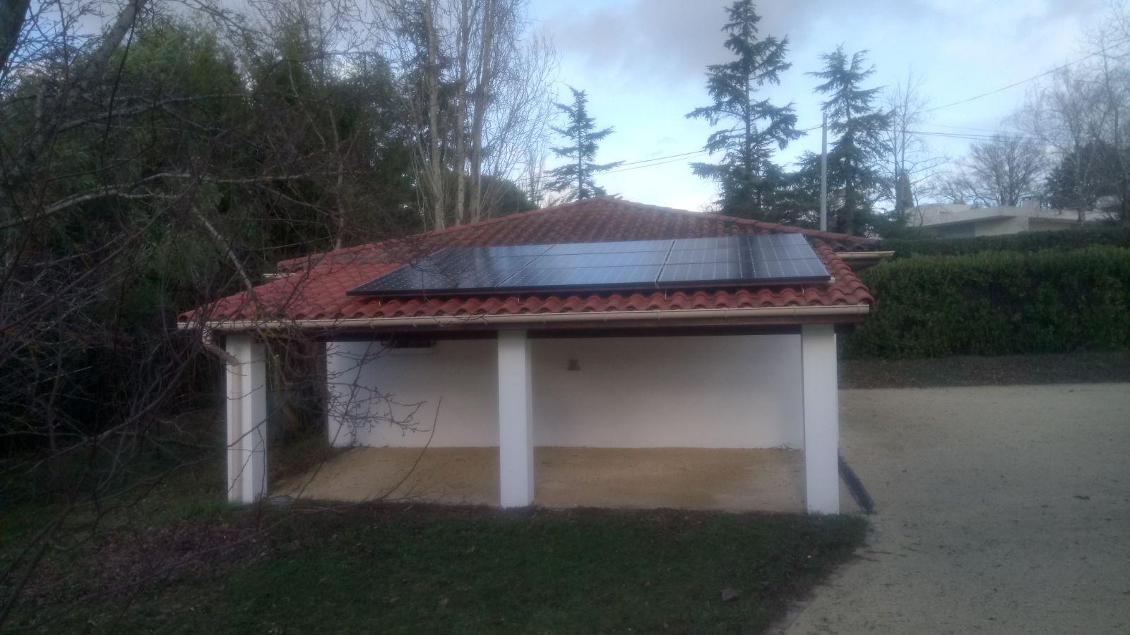 3kwh de panneaux solaires en autoconsommation suite. Black Bedroom Furniture Sets. Home Design Ideas